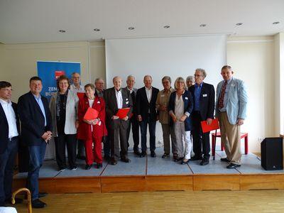 25 Jahre Zentrales Bürgerbüro Hamburg