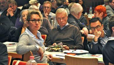 Landesparteitag 2012