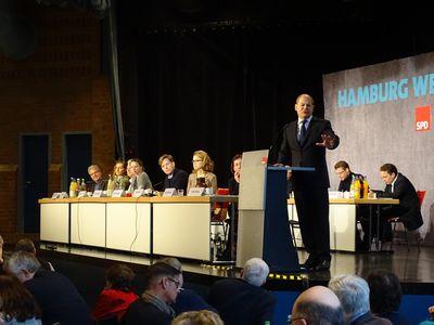 Landesparteitag 2014